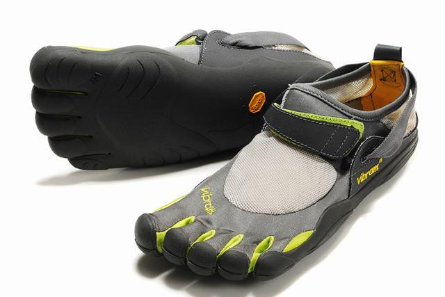 finger chaussure nike
